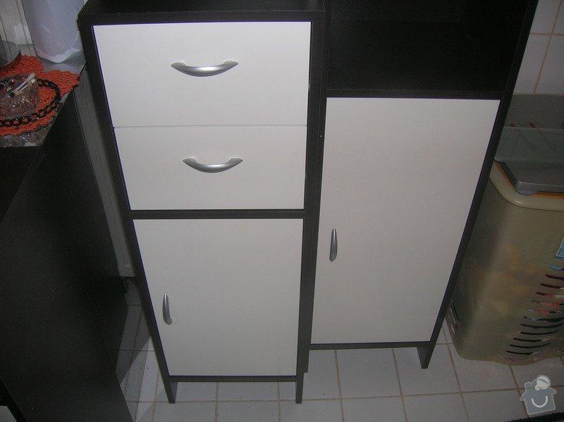 Montáž kuchyňské linky a nábytku: DSCN2056