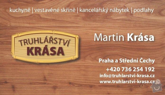 Tvorba internetové prezentace www.truhlarstvi-krasa.cz: vizitka_truhl_Krasa