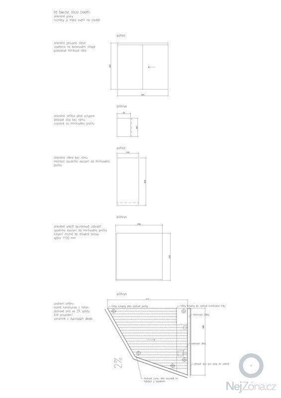 Skleněné prvky do novostavby RD: dc_110127_sklo-001