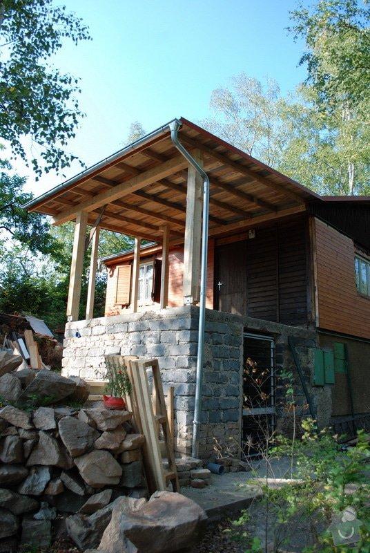 Rekonstrukce střechy + zastřešení terasy: okounov_zuzka_17