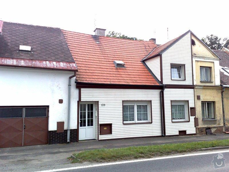 Rekontrukce střechy - dvouplášť: chod_plan_01