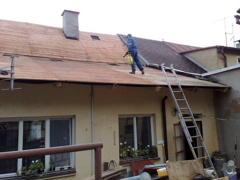 Rekontrukce střechy - dvouplášť: chod_plan_06