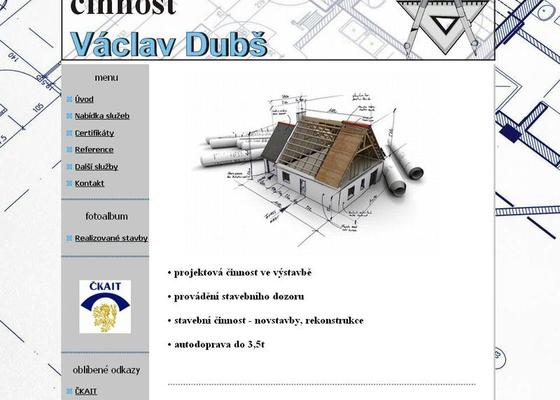 Www stránky - projektová a stavební činnost