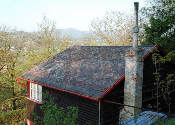Rekontrukce střechy