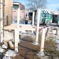 Stavba male verandy chomutov rubkova 07