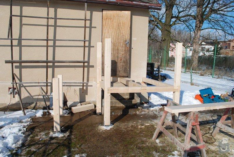 Stavba malé verandy: chomutov_rubkova_09