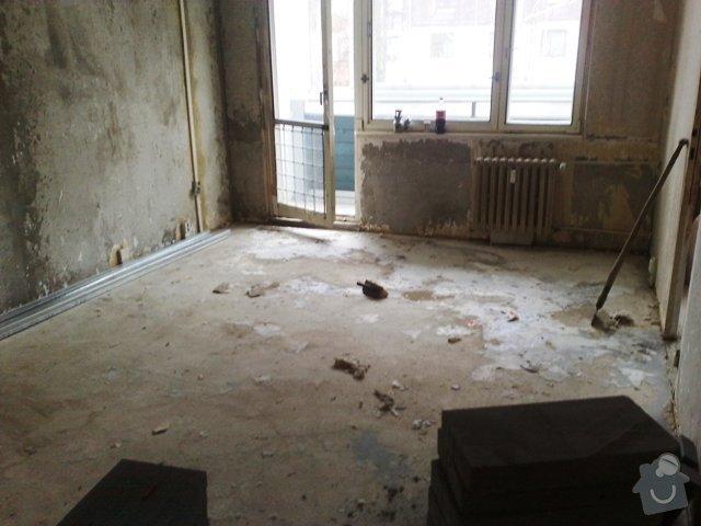 Kompletní rekonstrukce bytu: 19032010675
