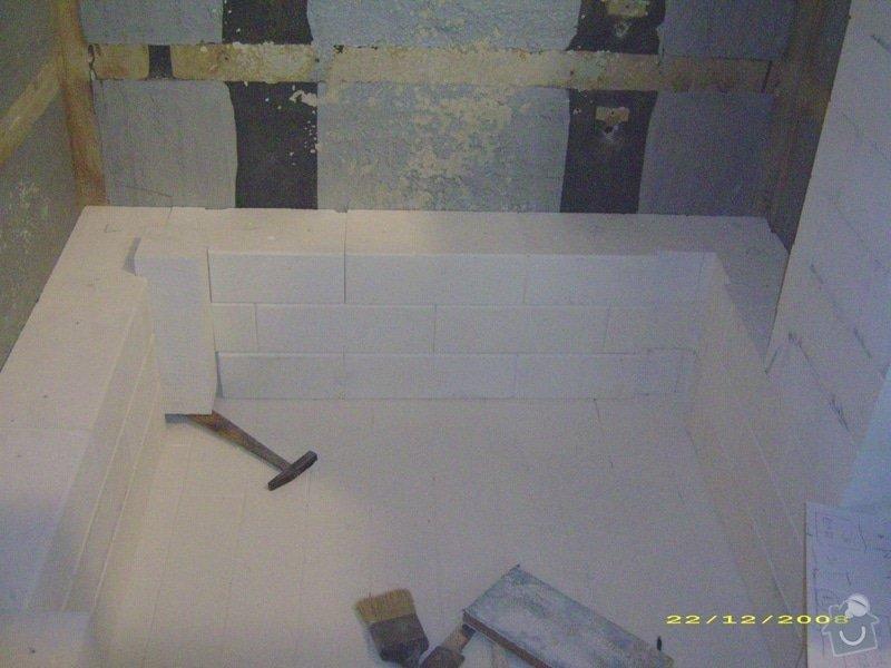 Dodávka materiálu na stavbu pece: Pec_Bina
