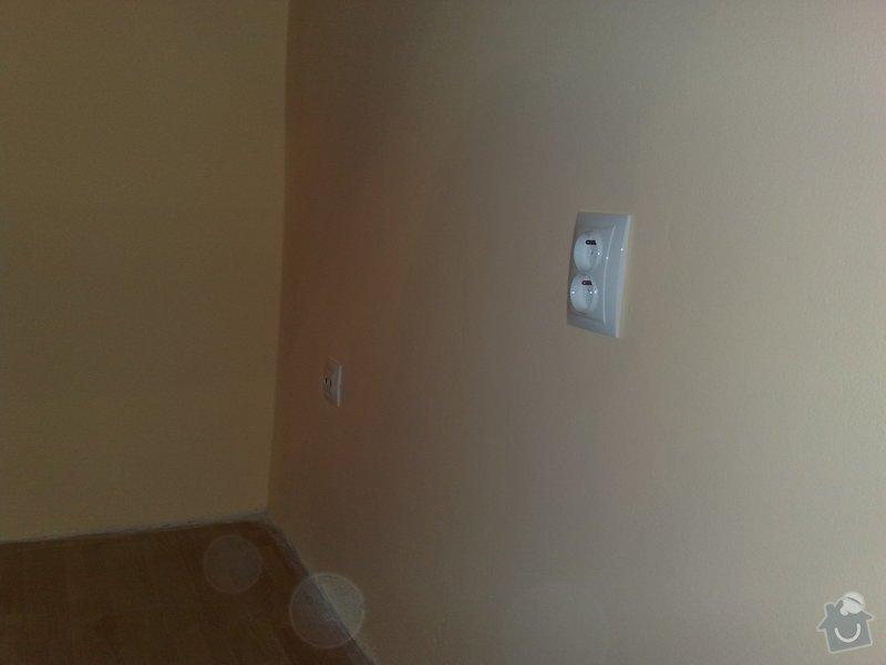Výměna starých zásuvek a vypínačů za nové typy: 07022011132