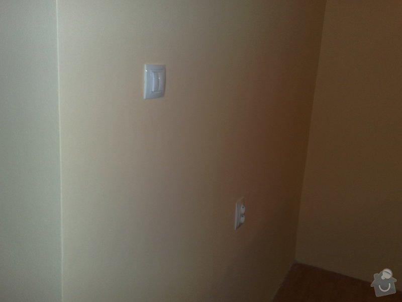 Výměna starých zásuvek a vypínačů za nové typy: 07022011136