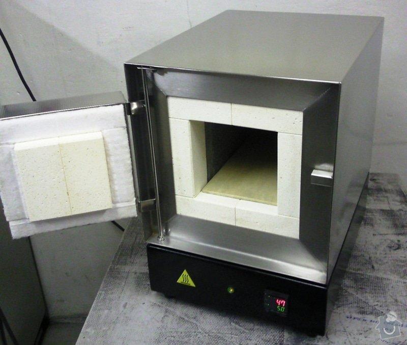 Prodej laboratorní pece: Fotografie0393