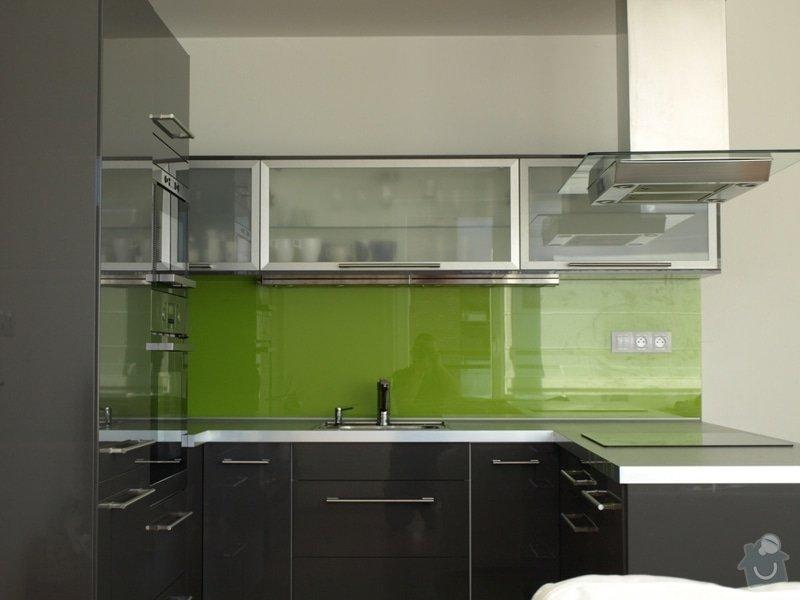 Realizace kuchyňské linky Ikea: PC218117rr