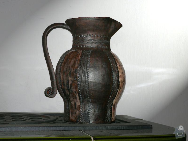 Dekorační džbán: DEK006
