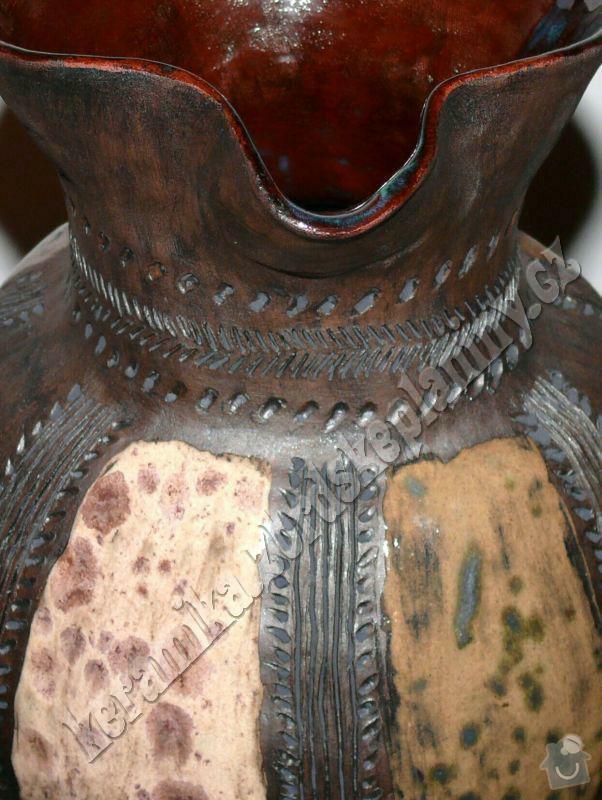 Dekorační džbán: DEK006b