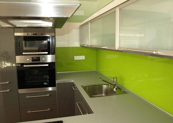 Realizace kuchyňské linky Ikea