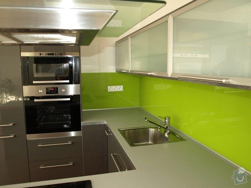 Realizace kuchyňské linky Ikea: PC218118rr