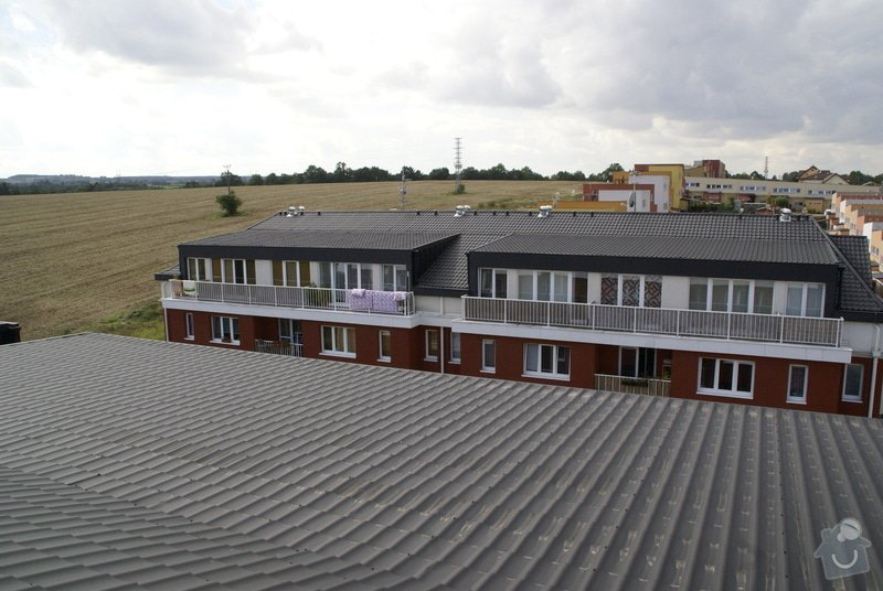 Opravu návaznosti střechy na okap: strecha-3063