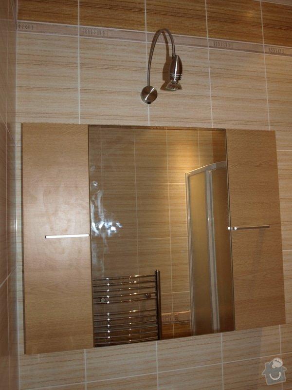 Realizace kuchyňské linky Ikea, koupelnového nábytku: P5058747r