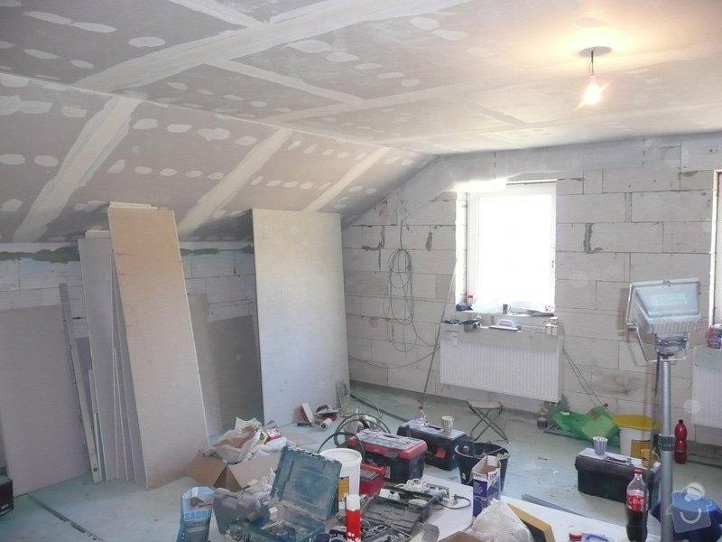 Dokončení horního patra RD : P1090047