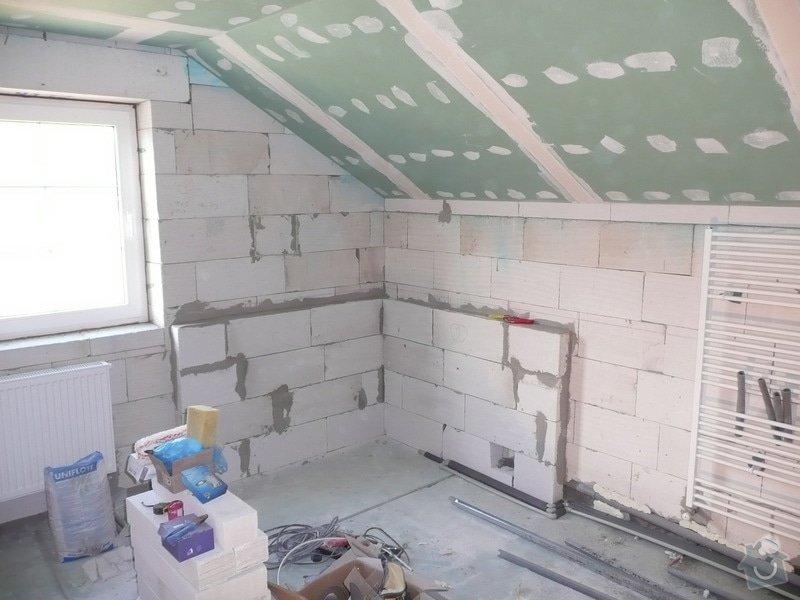 Dokončení horního patra RD : P1090051