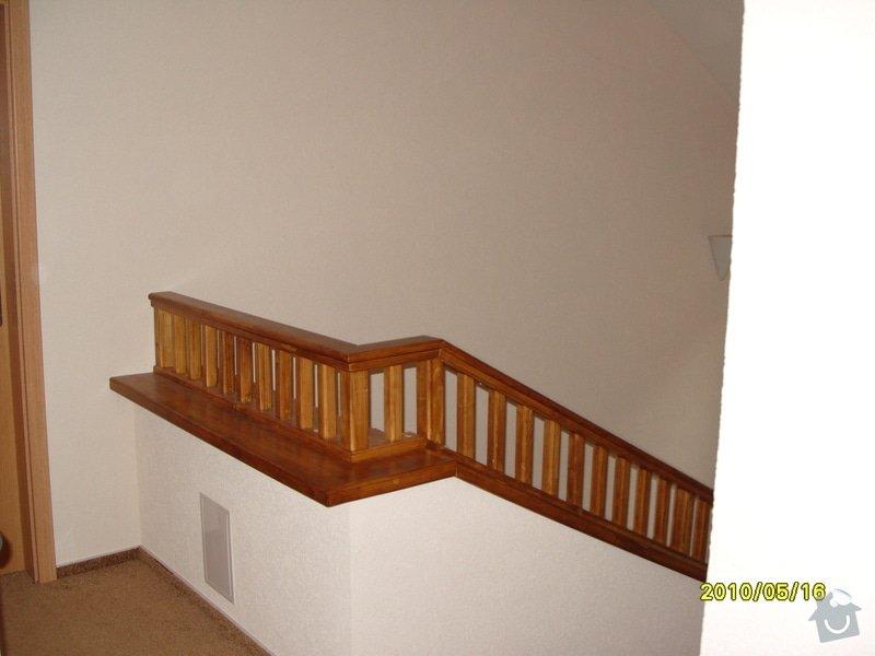 Dokončení horního patra RD : S1054227