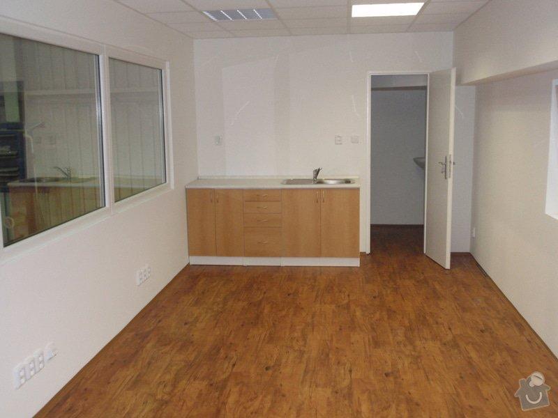 Sádrokartonová vestavba kanceláře.Minerální podhledy,bojler,malování,: P2111295