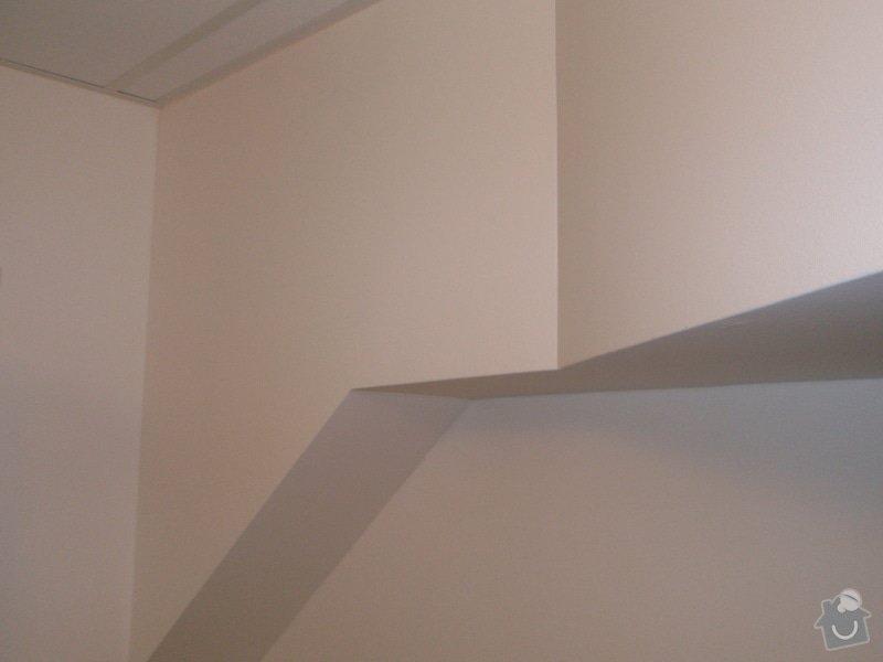 Sádrokartonová vestavba kanceláře.Minerální podhledy,bojler,malování,: P2111314