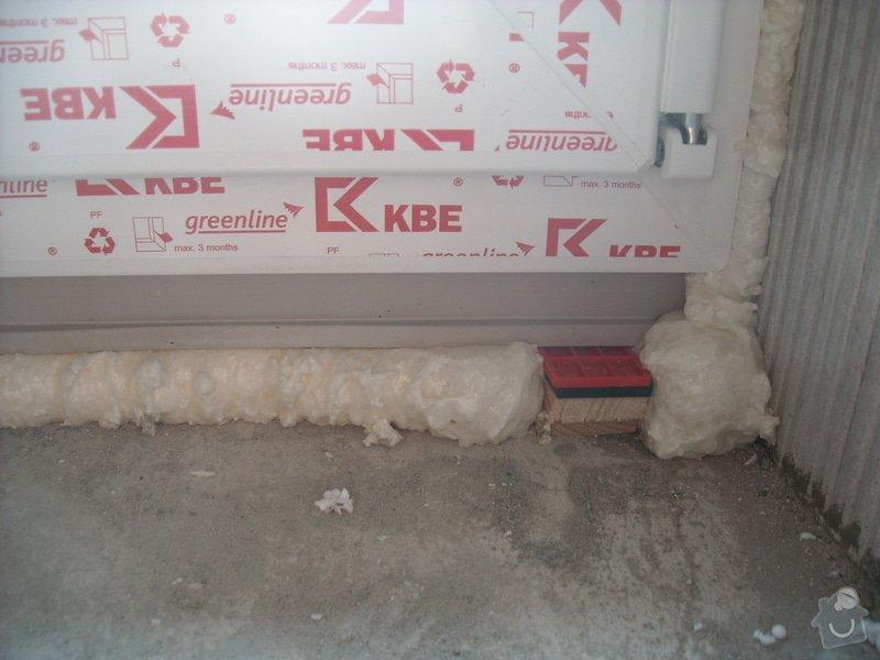 Výroba a montáž oken, dveří a garážových vrat: sn_mek_012