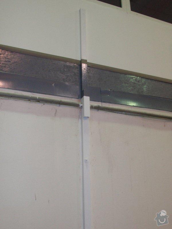 Sádrokartonová vestavba kanceláře.Minerální podhledy,bojler,malování,: P2111322