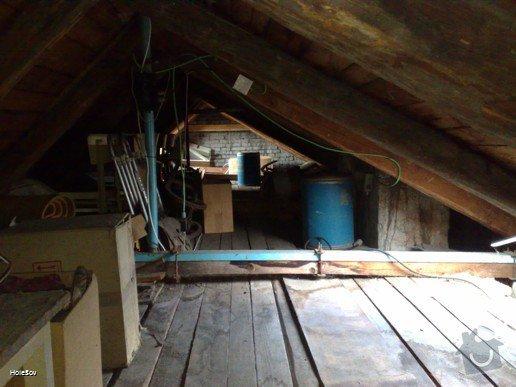Oprava plechové střechy a kominu: 050220112320