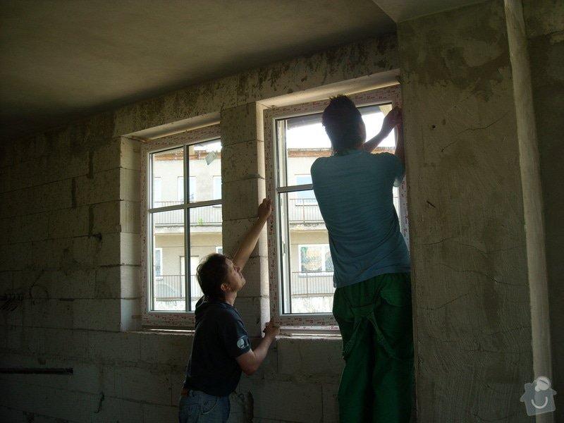 Výroba a montáž oken, dveří a garážových vrat: sn_mek_017