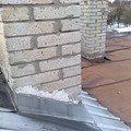 Oprava plechove strechy a kominu 050220112331