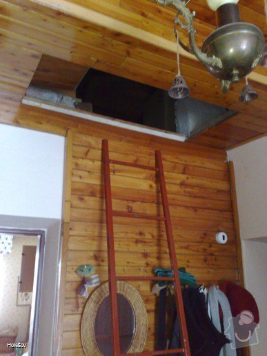 Oprava plechové střechy a kominu: 050220112337