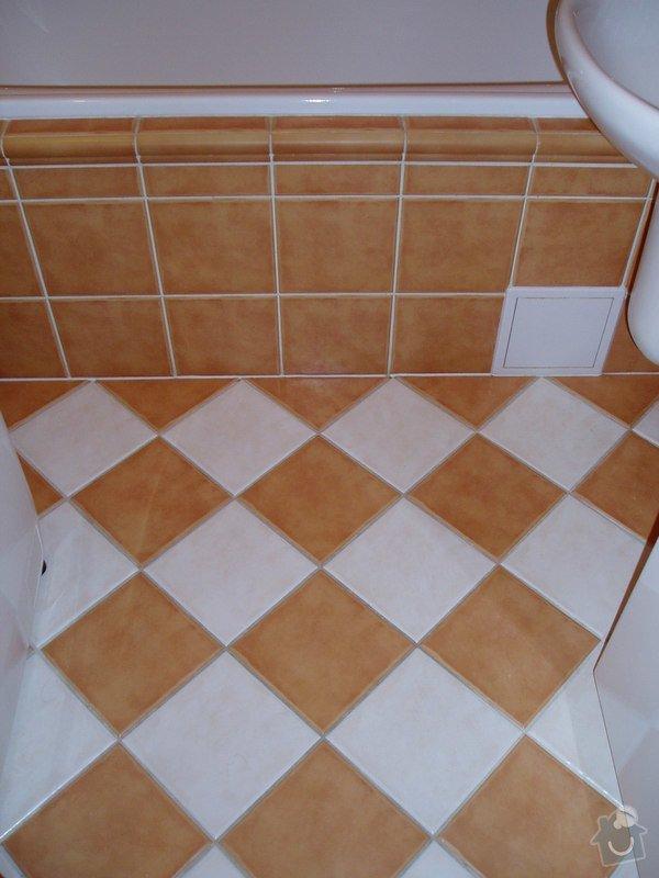 Koupelna panelákový byt.: P2270043