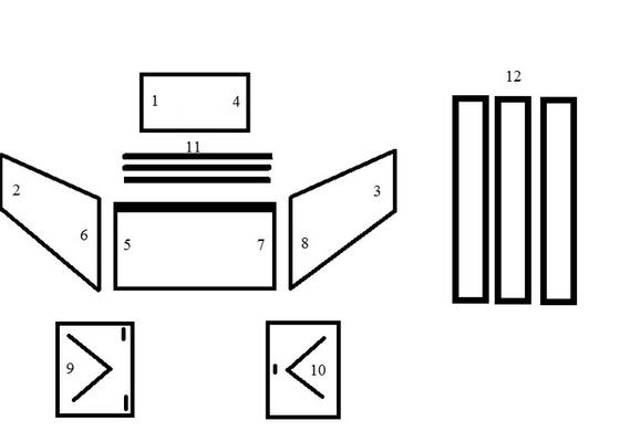 Plechové montované garáže