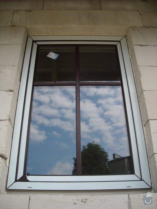 Výroba a montáž oken, dveří a garážových vrat: sn_mek_035