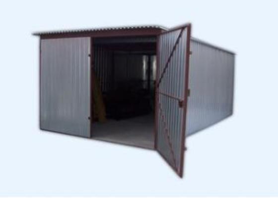Pechov montovaná garáž