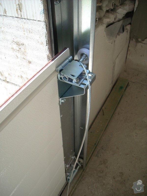 Výroba a montáž oken, dveří a garážových vrat: sn_mek_053