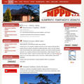 Vytvoreni internetovych stranek pro firmu mppd s r o 2