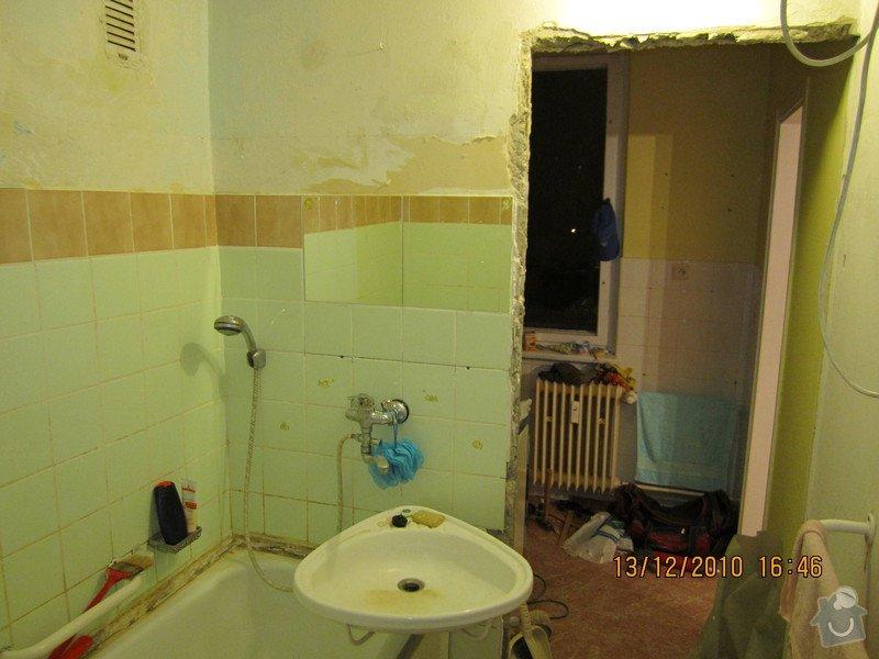 Kompletní rekonstrukce bytu: IMG_0033