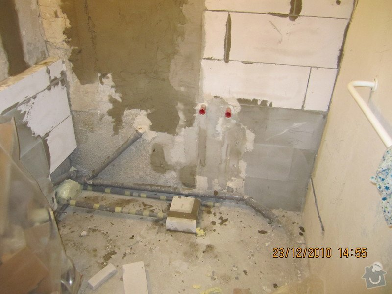 Kompletní rekonstrukce bytu: IMG_0079