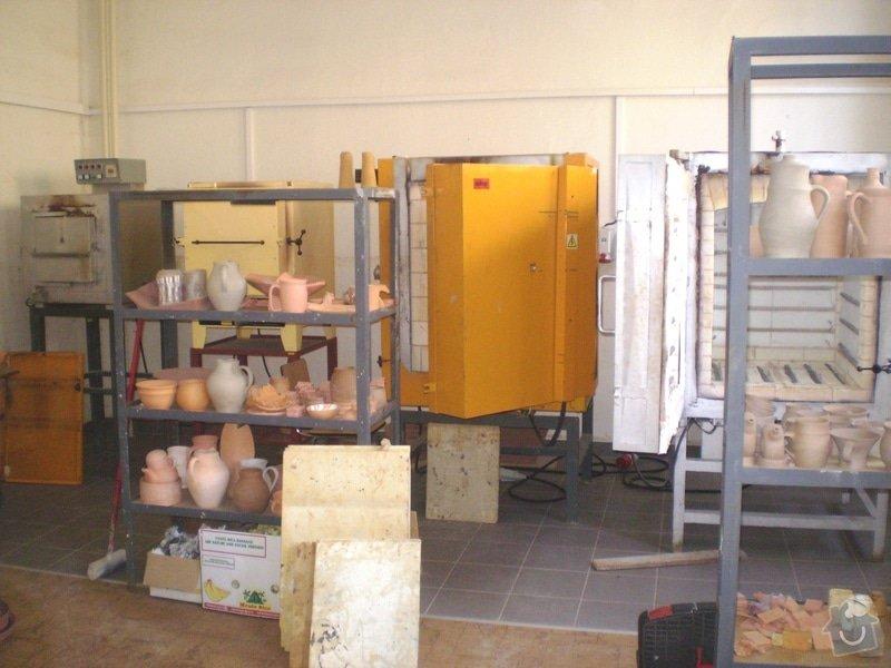Oprava elektrických pecí: Prumka