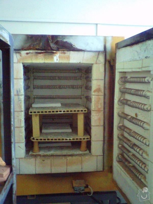 Oprava elektrických pecí: SP_A0733