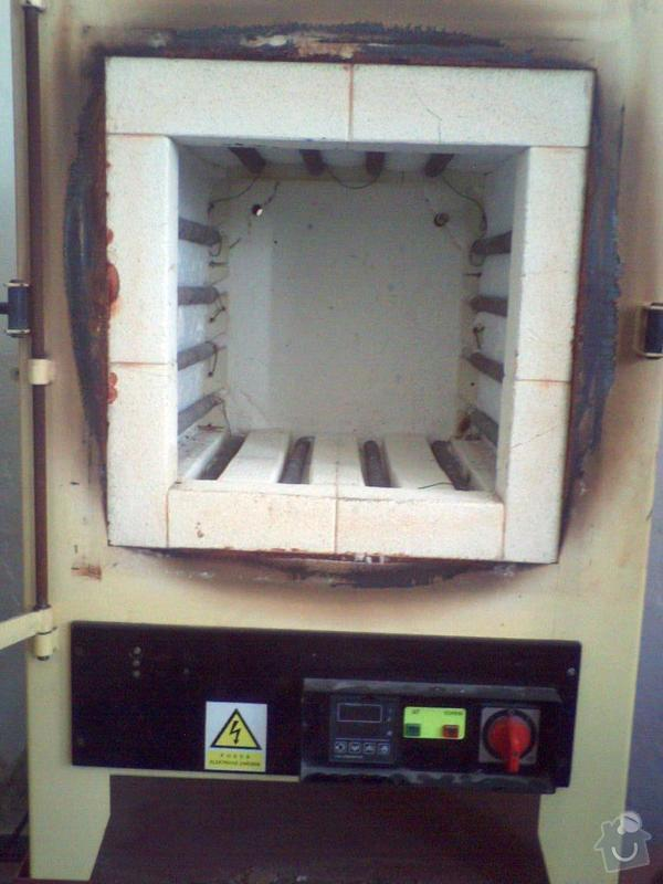Oprava elektrických pecí: SP_A0736