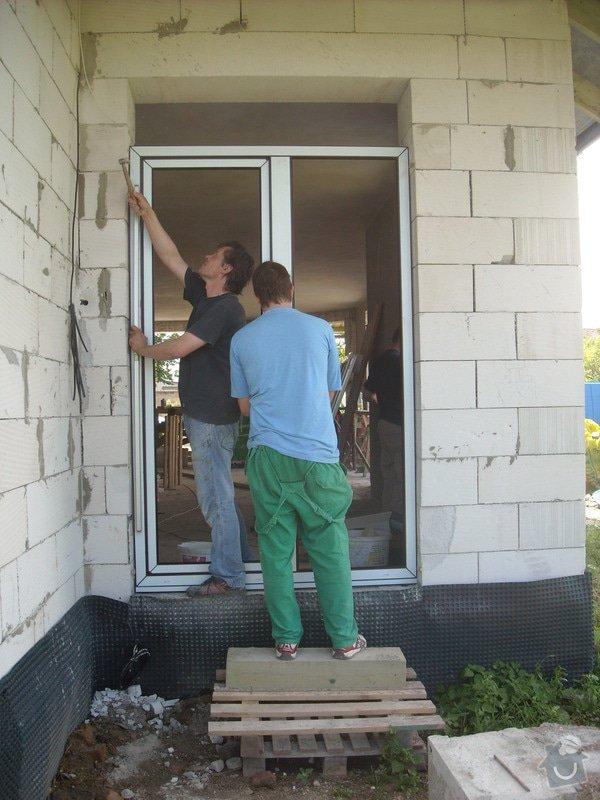 Výroba a montáž oken, dveří a garážových vrat: sn_mek_081