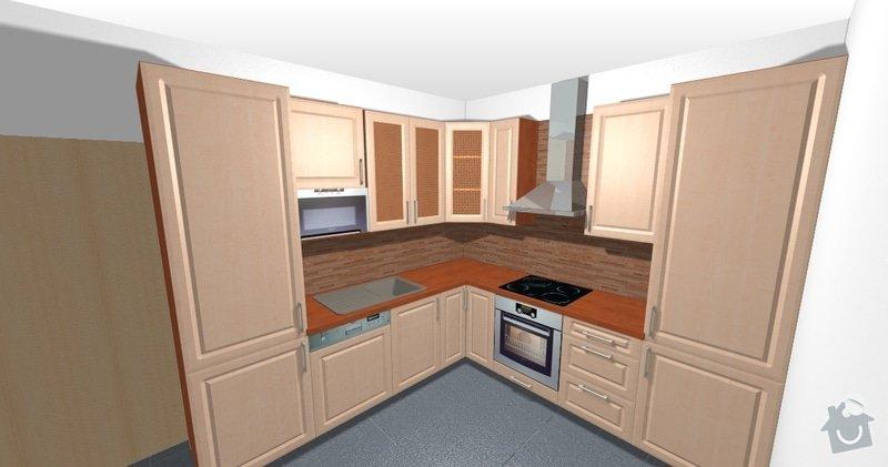 Kuchyňskou linku od truhláře: Vrana_-_30-1-2011