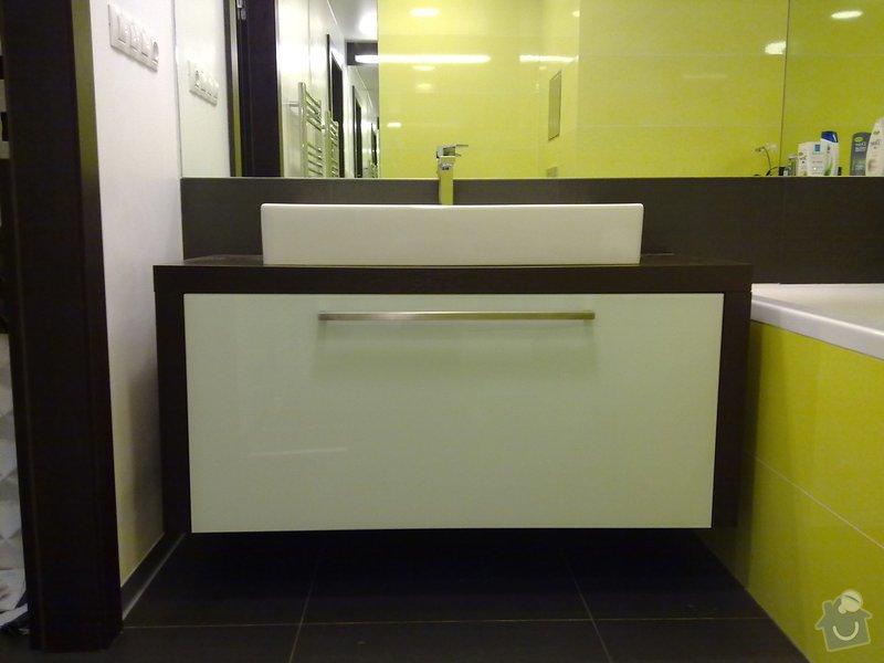 Koupelnová skříňka, knihovna: 30012010006