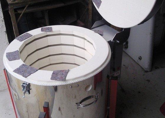 Prodej pece na keramiku