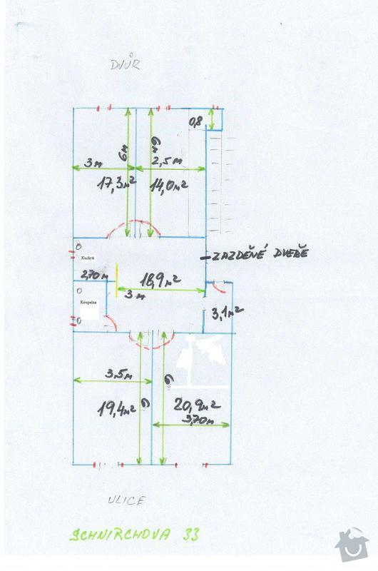 Rozvod elektříny byt 100m2: planek_rekontrukce