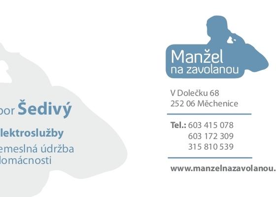 Tvorba internetové prezentace www.manzelnazavolanou.cz